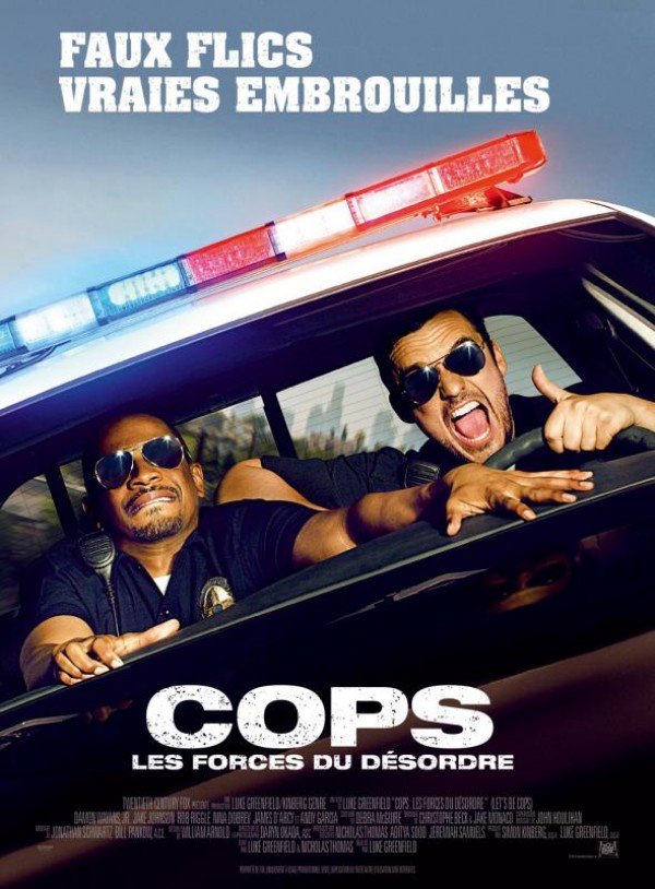 Cops - Les Forces du désordre : Affiche