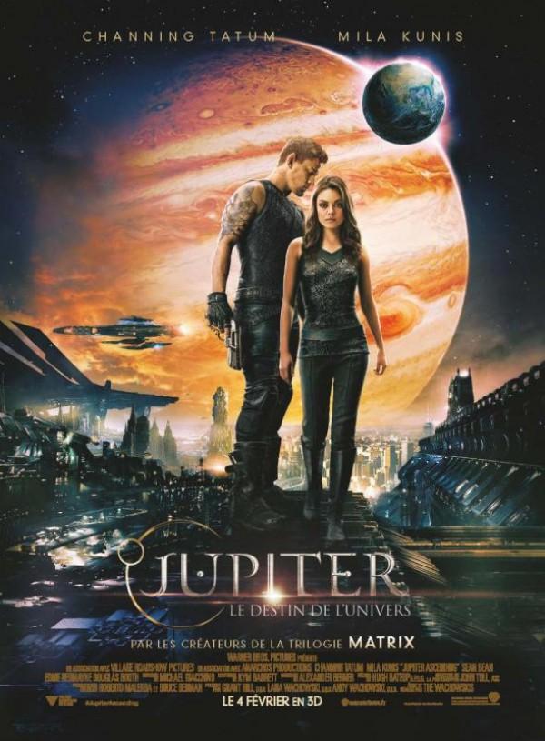 Jupiter : Le Destin de l'Univers Affiche
