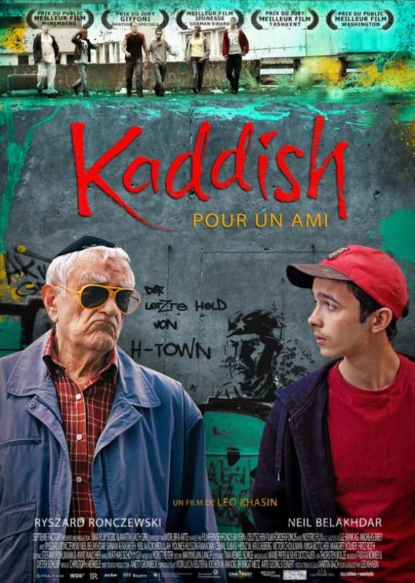 Kaddish pour un ami : Affiche