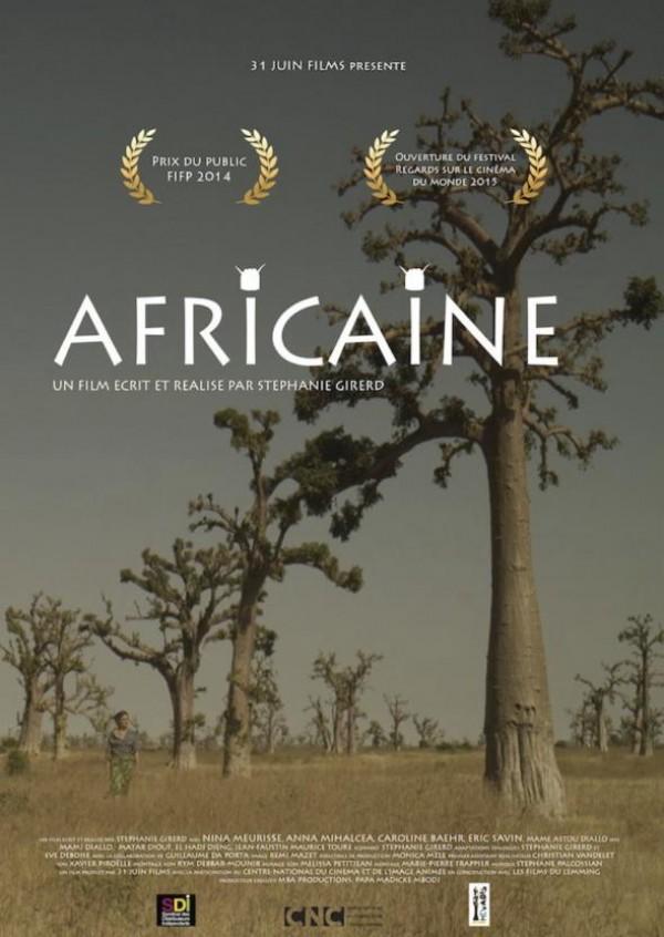Africaine : Affiche
