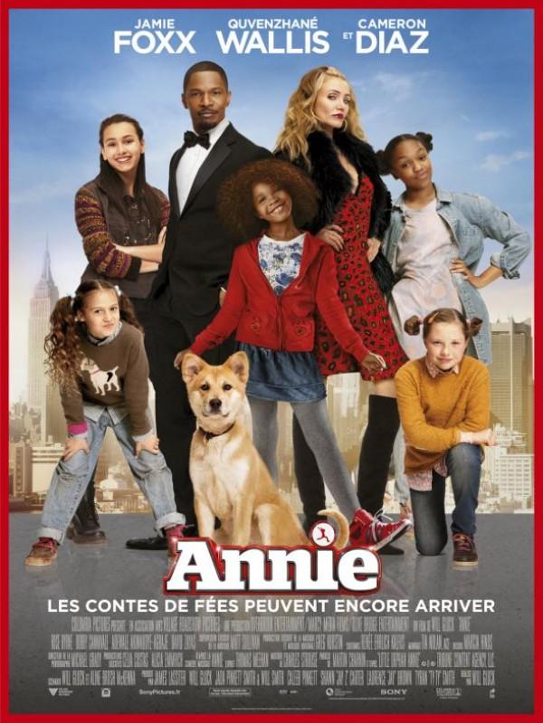 Annie : Affiche