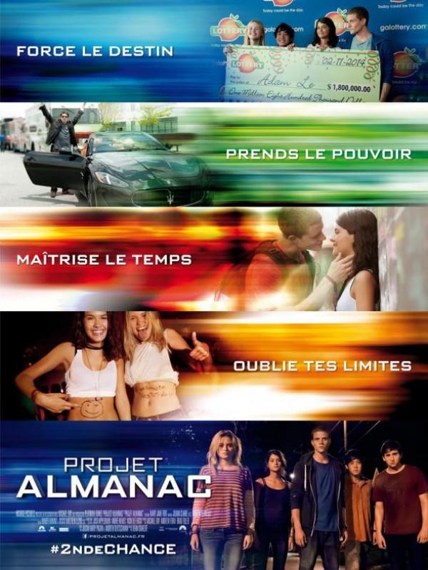 Projet Almanac : Affiche