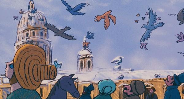Le Chien, le général et les oiseaux, extrait