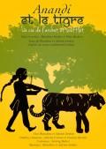 Anandi et le tigre : Affiche