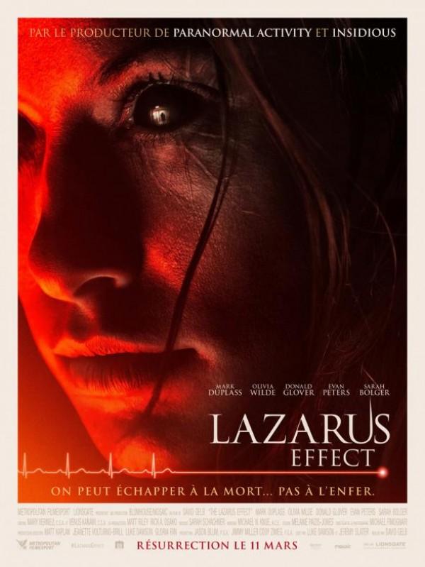 Lazarus Effect : Affiche