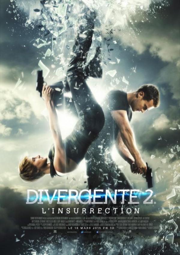 Divergente 2 : L'Insurrection Affiche
