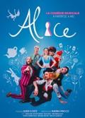 Alice, la comédie musicale : Affiche