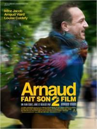Arnaud fait son 2e film : Affiche