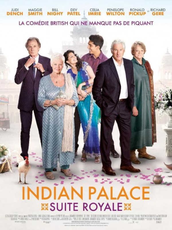 Indian Palace - Suite royale : Affiche