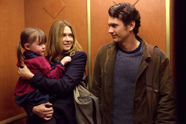 Jessy Gagnon (Mina 2 ans), Marie-Josée Croze, James Franco