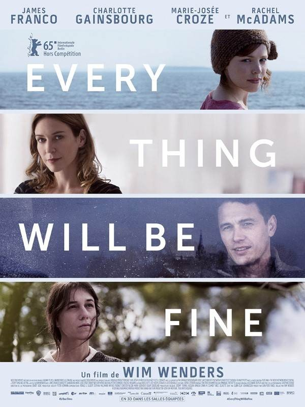 Every Thing Will Be Fine, Affiche