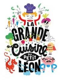 La Grande cuisine du petit Léon : Affiche