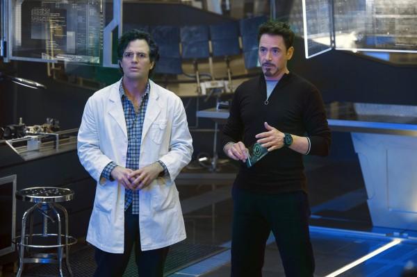 Mark Ruffalo, Robert Downey Jr