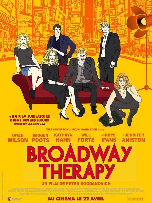 Broadway Therapy, Affiche
