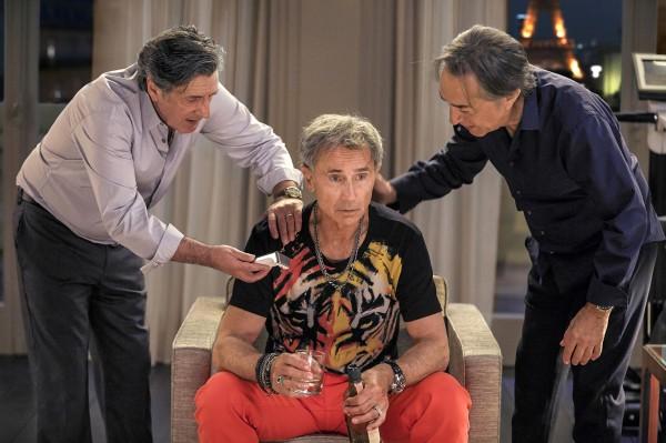 Daniel Auteuil, Thierry Lhermitte, Richard Berry