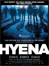 Hyena : Affiche