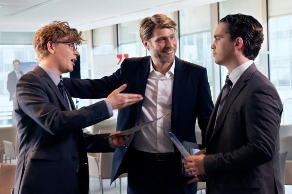 Alex Lutz, Tom Dingler, Bruno  Sanches