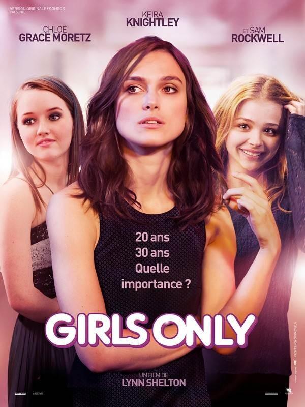 Girls Only, Affiche