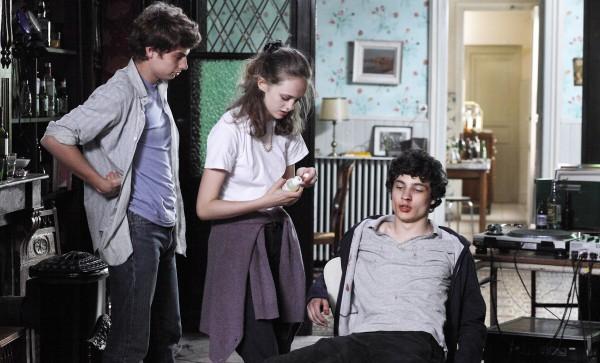 Raphaël Cohen (Ivan Dédalus), Lily Taieb (Delphine Dédalus), Quentin Dolmaire