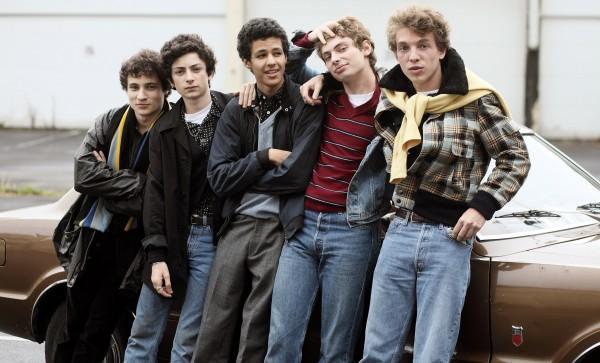 Quentin Dolmaire, Théo Fernandez (Bob), Yassine Douighi (Medhi), Raphaël Cohen (Ivan Dédalus), Pierre Andrau (Kovalki)