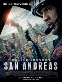San Andreas : Affiche