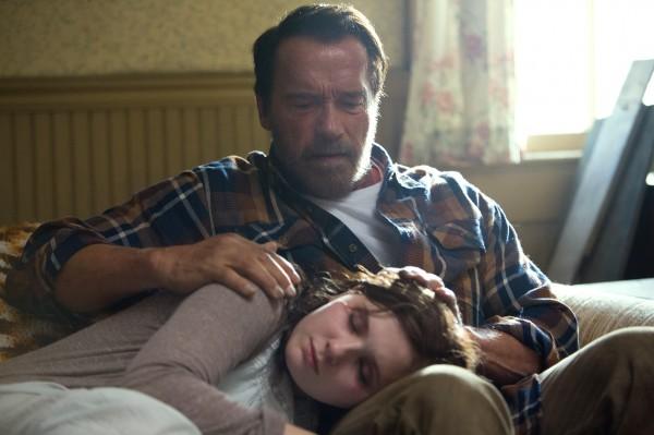 Arnold Schwarzenegger, Abigail Breslin