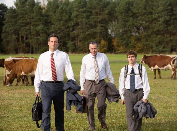 Vince Vaughn, Tom Wilkinson, Dave Franco