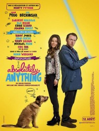 Absolutely Anything, Affiche