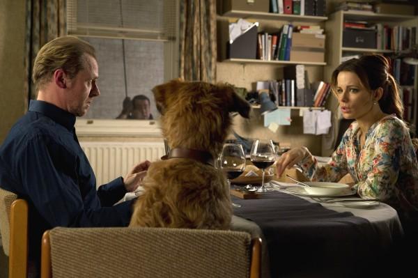 Simon Pegg, Kate Beckinsale