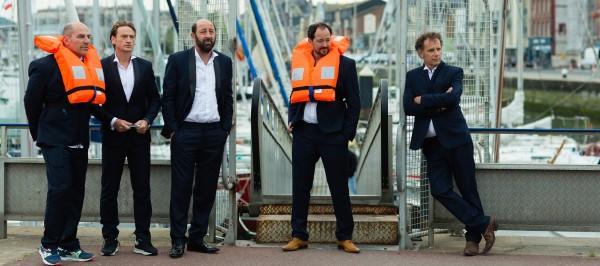 Vincent Moscato, Benoît Magimel, Kad Merad, Jean-François Cayrey, Charles Berling
