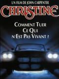 Christine, affiche