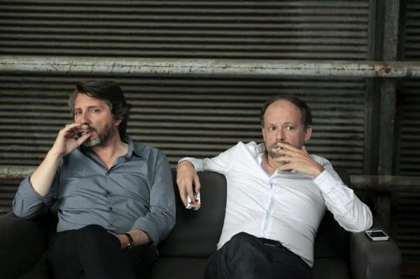 Bruno Podalydès, Denis Podalydès