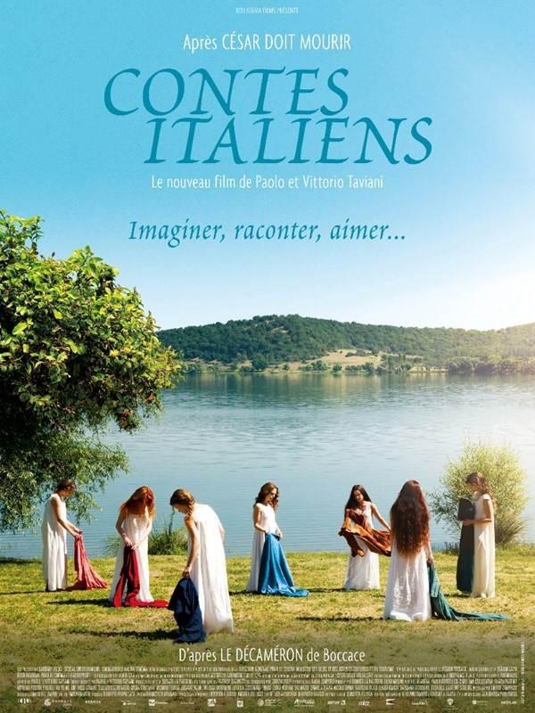 Contes italiens, Affiche