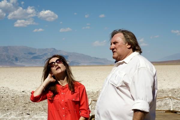 Isabelle Huppert, Gérard Depardieu