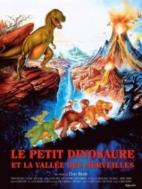 Le petit dinosaure et la vallée des Merveilles, Affiche