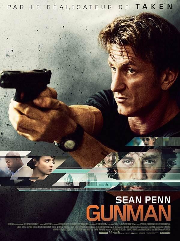 Gunman, Affiche