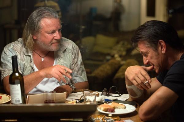 Ray Winstone, Sean Penn