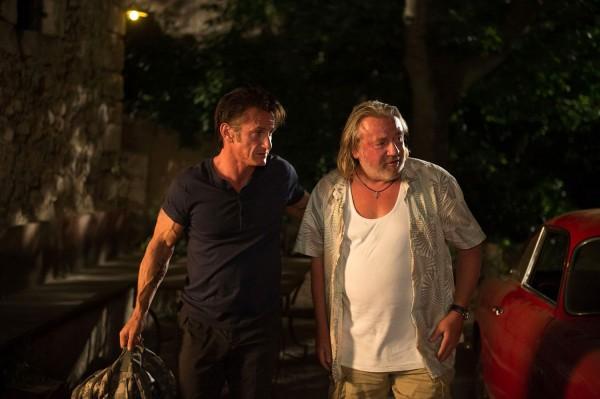 Sean Penn, Ray Winstone