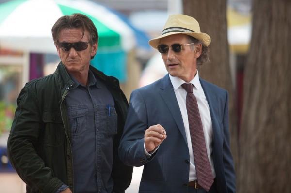 Sean Penn, Mark Rylance