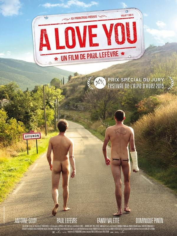 A Love You, Affiche