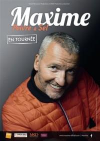 Maxime : Poivre et sel - Affiche