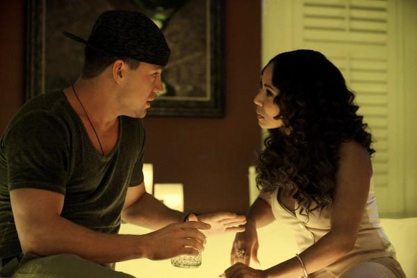 Channing Tatum, Jada Pinkett Smith (Rome)