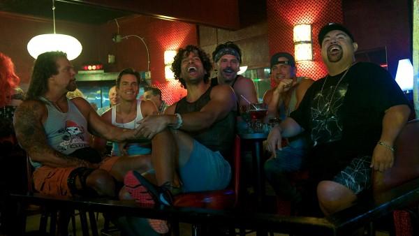 Kevin Nash, Matthew Bomer, Adam Rodriguez, Joe  Manganiello, Channing Tatum, Gabriel Iglesias