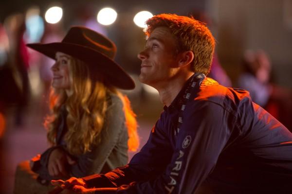Britt Robertson, Scott Eastwood