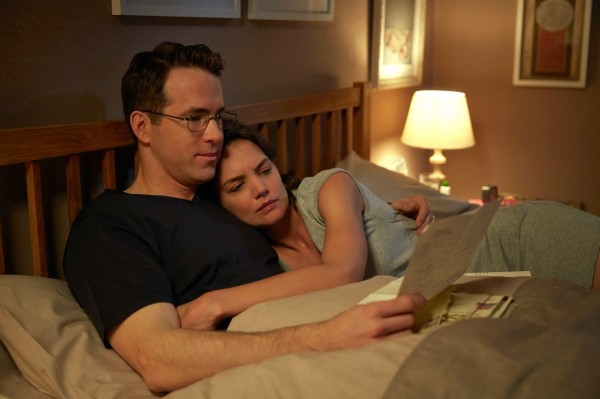 Ryan Reynolds, Katie Holmes