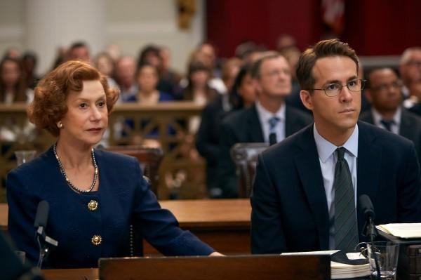 Helen Mirren, Ryan Reynolds
