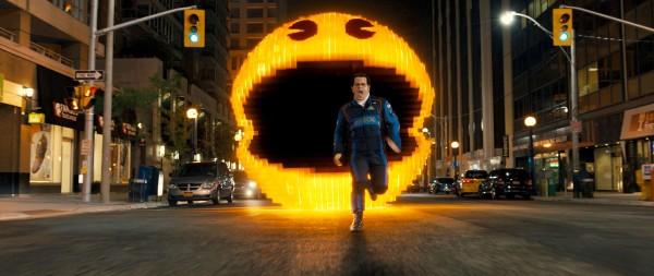 Pac-Man, Josh Gad