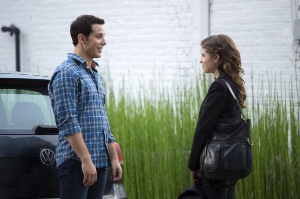 Skylar Astin (Jesse), Anna Kendrick