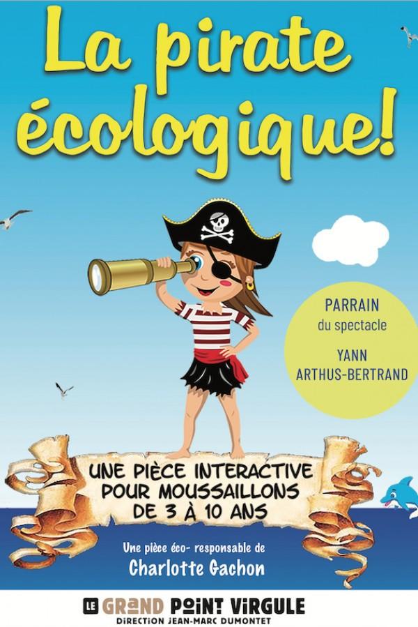 La Pirate écologique au Grand Point Virgule