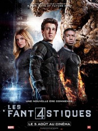Les 4 Fantastiques, Affiche